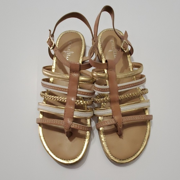 Cole Haan Shoes - EUC Cole Haan leather sandals - Size 8B